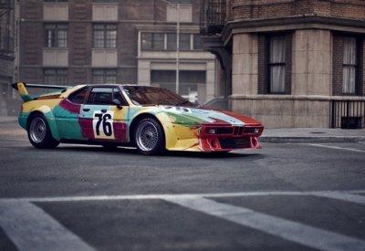 Art Cars : 40 ans d'art motorisé signé BMW