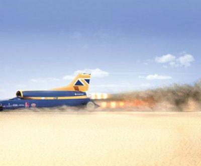 Records de vitesse, objectif 1 600 km/h !