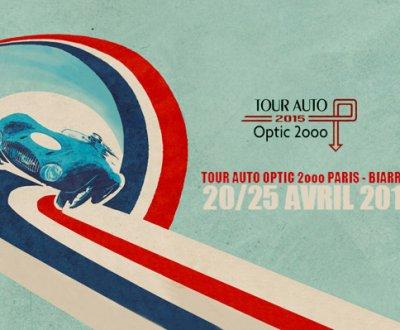 Tour Auto 2015