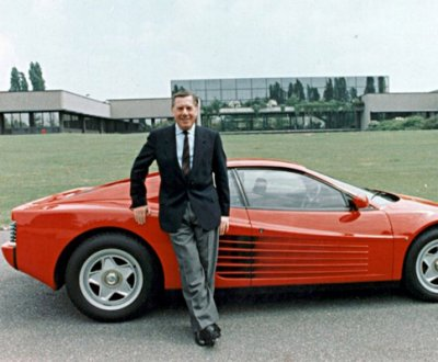 Hommage à Sergio Pininfarina