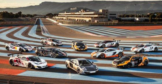 McLaren : plus de 50 ans dans la course
