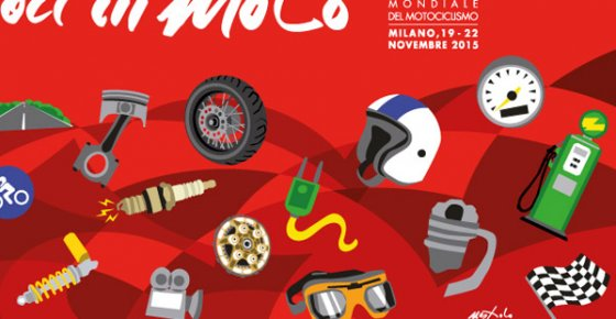 Salon EICMA Milan 2015