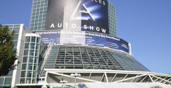 Salon de Los Angeles 2015