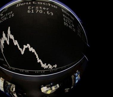 Marchés : le CAC40 démarre la séance en baisse de -0,18%
