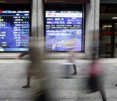Asie : fin de semaine en nette hausse