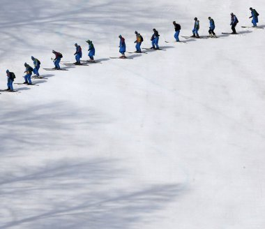 Réservations en baisse dans les stations de ski
