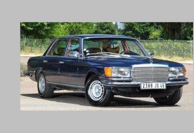 Voitures de collection : la Mercedes de Cloclo aux enchères !