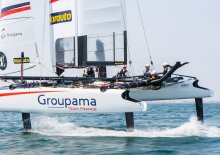 Groupama Team France soutenue par les technologies HP