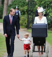 Famille royale : revivez le baptême de princesse Charlotte