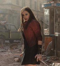Captain America : Scarlet Witch dans la Civil War ?