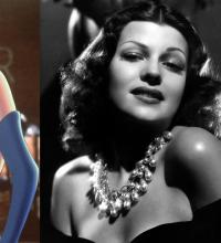 10 stars qui ont inspiré des personnages de films d'animation