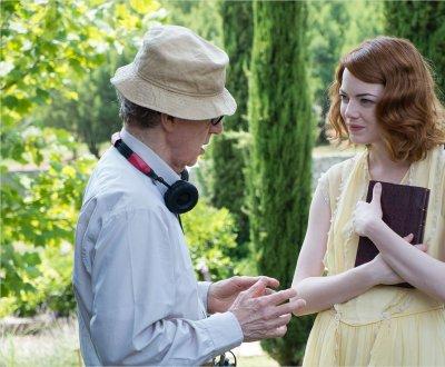 Woody Allen et Emma Stone refont équipe pour Irrational Man