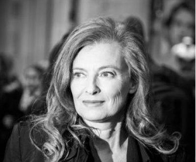 En Une du «Times», Valérie Trierweiler se confie