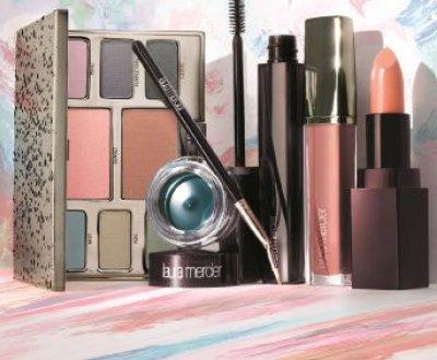 Laura Mercier : le pastel à l'honneur de la collection maquillage printemps-été 2015 !