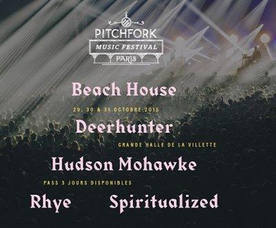 Le Pitchfork Music Festival 2015 annonce ses premiers noms