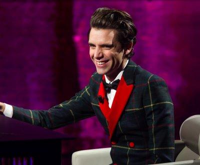 "Mika dévoile la ballade ""Good Guys"""