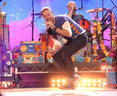 "Coldplay et Beyoncé en duo sur ""Hymn For The Weekend"""