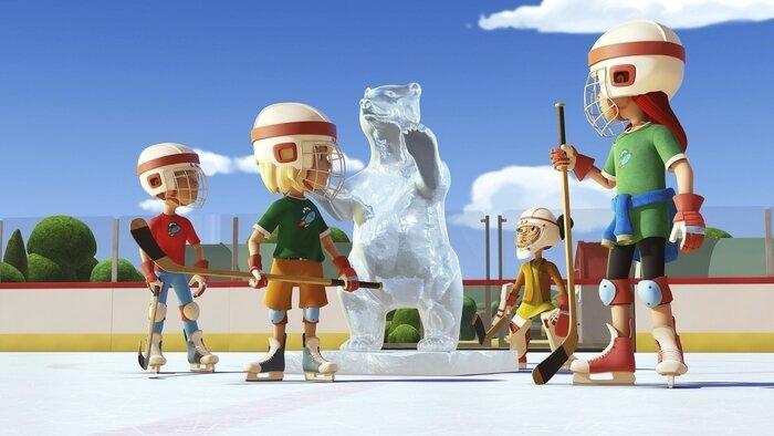 FRANCE 5, L'ours polaire, 6h35 - 6h45, Jeunesse, Accéder à la TV en direct