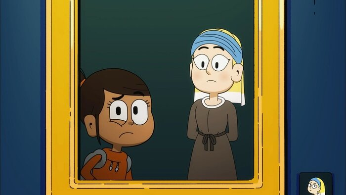 Oscar & Malika, toujours en retard