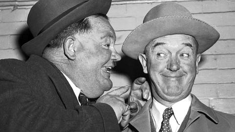 Laurel et Hardy : Une histoire d'amour