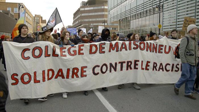 Maisonneuve : À l'école du vivre ensemble