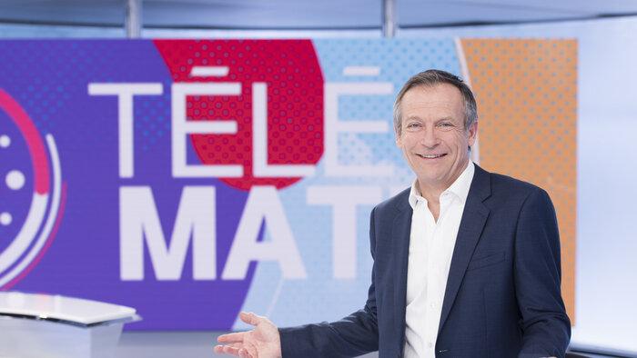 FRANCE 2, Télématin, 6h30 - 8h00, Magazine, Accéder à la TV en direct