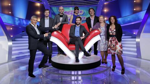 FRANCE 2, Tout le monde veut prendre sa place, 11h55 - 12h45, Divertissement, Accéder à la TV en direct