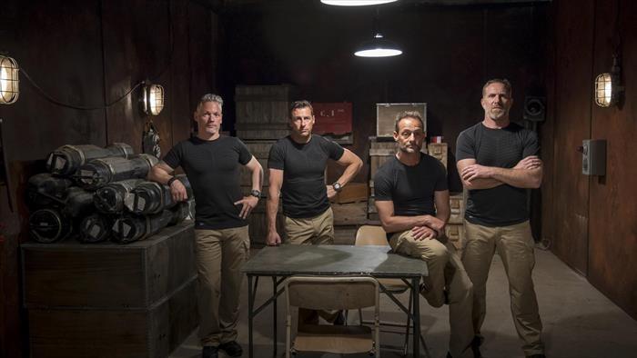 Forces spéciales : l'expérience