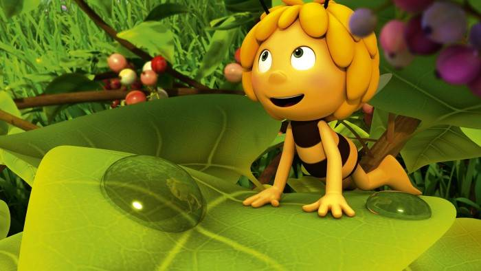 Petite abeille deviendra grande