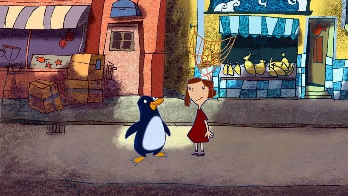 Jasper le pingouin