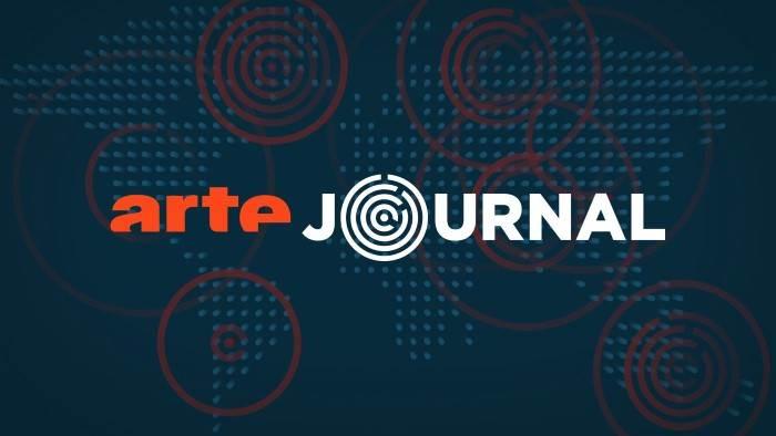 ARTE, Arte journal, 19h45 - 20h05, Info-Météo, Accéder à la TV en direct