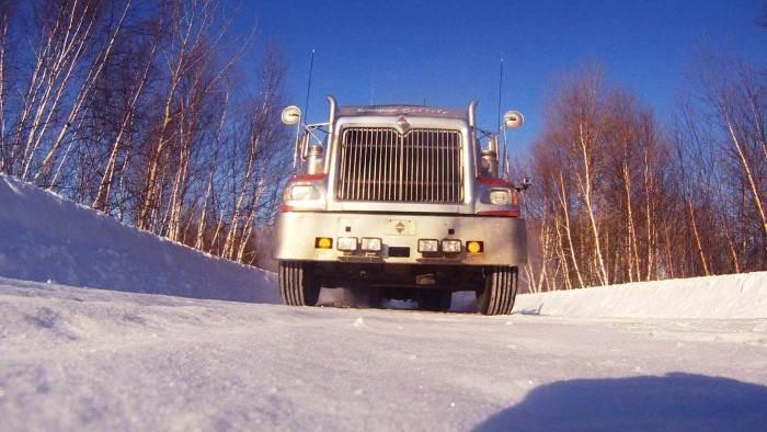 Les camions de l'extrême
