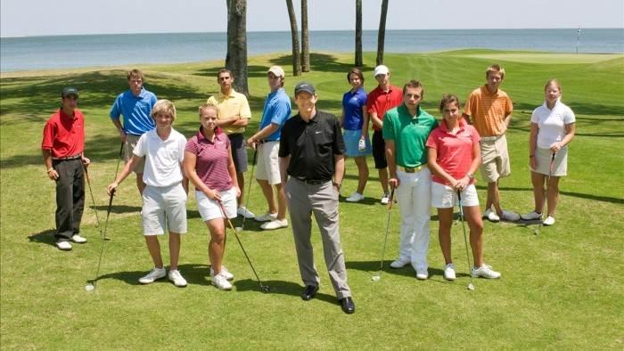 School of Golf 2015
