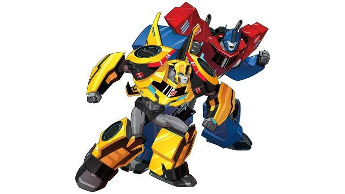 transformers robots in disguise mission secr te. Black Bedroom Furniture Sets. Home Design Ideas
