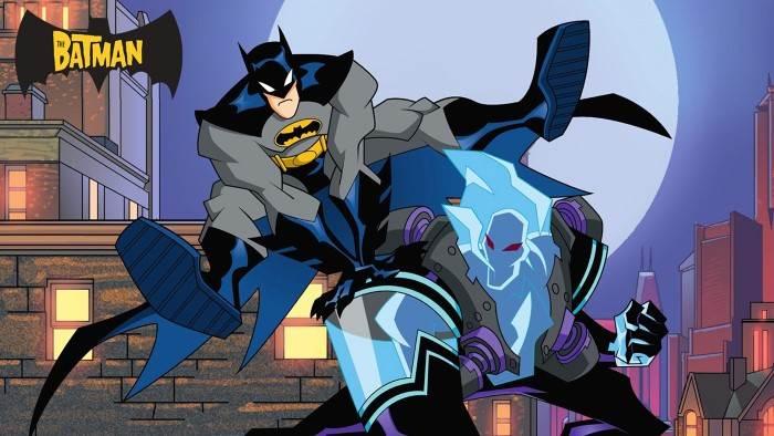 Le côté obscur de Batman !