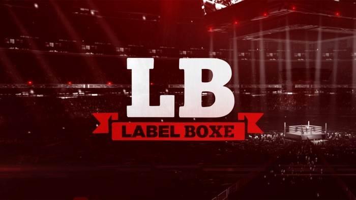 Label boxe