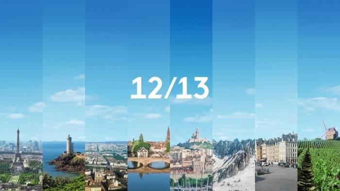 F3, 12/13 : Journal national, 12h25 - 12h55, Info-Météo, Accéder à la TV en direct