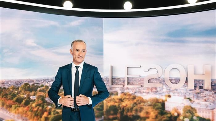TF1, Journal, 20h00 - 20h40, Info-Météo, Accéder à la TV en direct