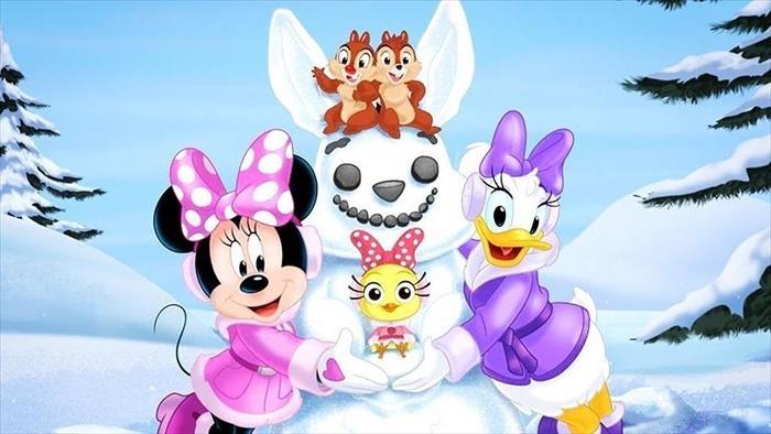Mickey et ses amis : top départ ! Les histoires toc-toc de Tic
