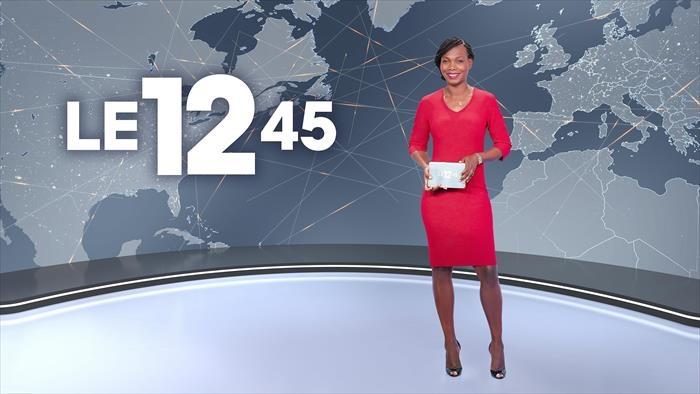 M6, Le 12.45, 12h45 - 13h25, Info-Météo, Accéder à la TV en direct