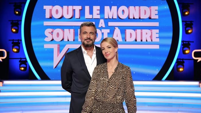 FRANCE 2, Tout le monde a son mot à dire, 18h05 - 18h40, Divertissement, Accéder à la TV en direct
