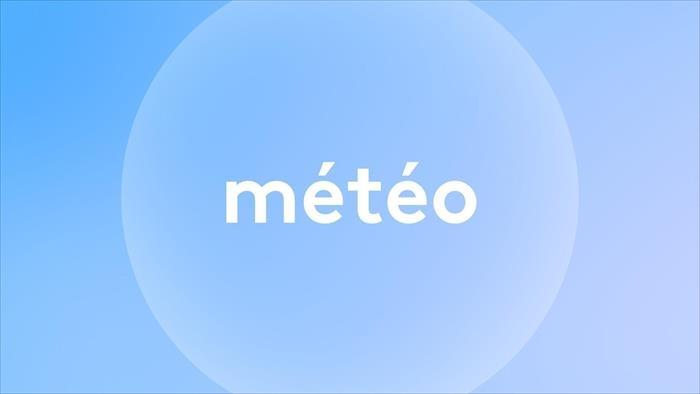 FRANCE 2, Météo 2, 12h40 - 13h00, Info-Météo, Accéder à la TV en direct