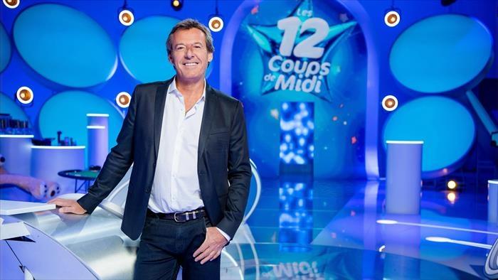 TF1, Les douze coups de midi, 12h00 - 12h55, Divertissement, Accéder à la TV en direct