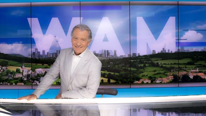 C8, William à midi : première partie, 12h45 - 13h30, Magazine, Accéder à la TV en direct