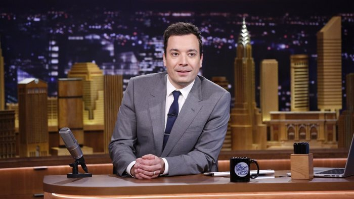CANAL+, The Tonight Show Starring Jimmy Fallon, 18h30 - 19h16, Magazine, Accéder à la TV en direct
