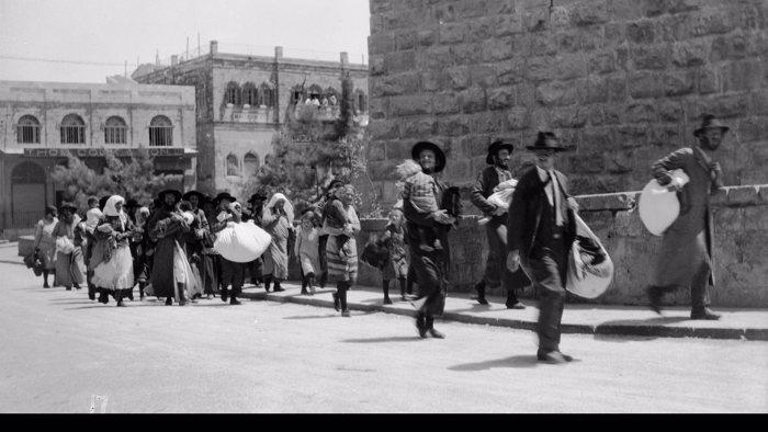 Une terre deux fois promise : Israël-Palestine