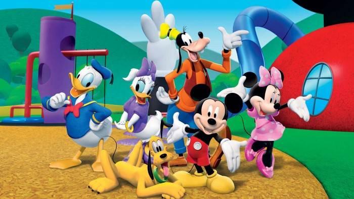 La maison de Mickey
