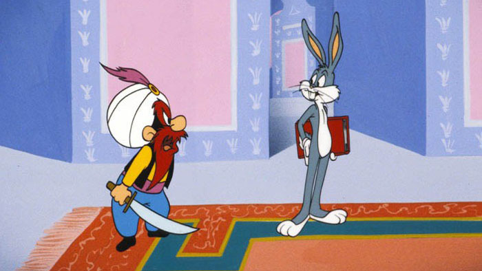 Les mille et un contes de Bugs Bunny