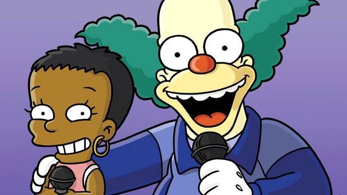 Krusty, chasseur de talents