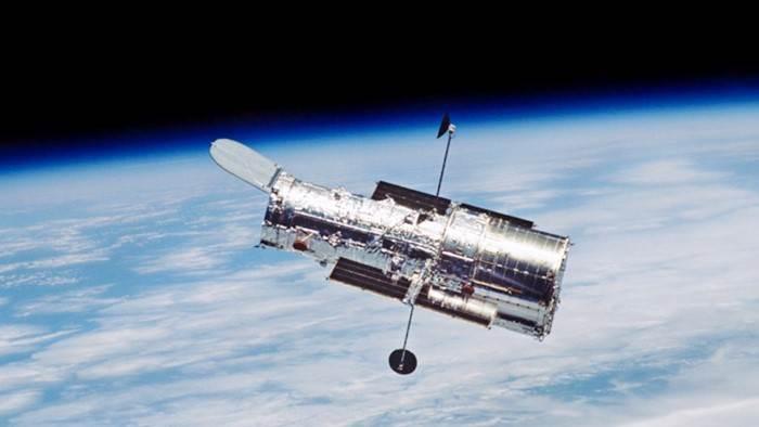 Hubble, vues de l'espace